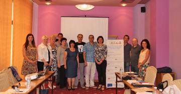 Reunión en Bulgaria. Próximamente reunión DECO en Vigo