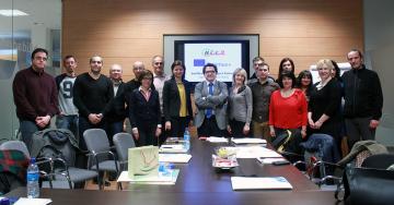 Reunion del Proyecto DECO en Vigo