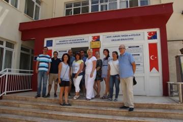 Proyecto DECO reunion Turquia