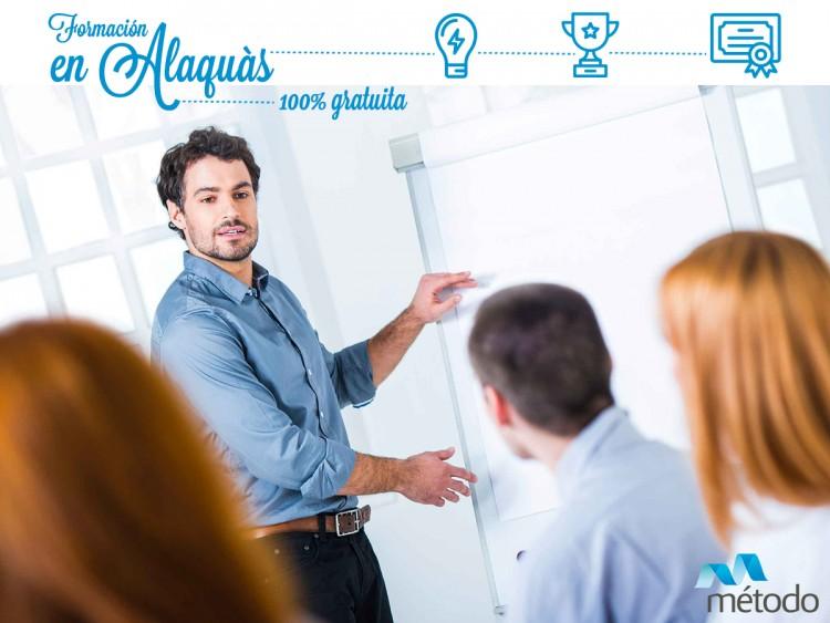 Cursos gratuitos en Alaquàs (Comunidad Valenciana)