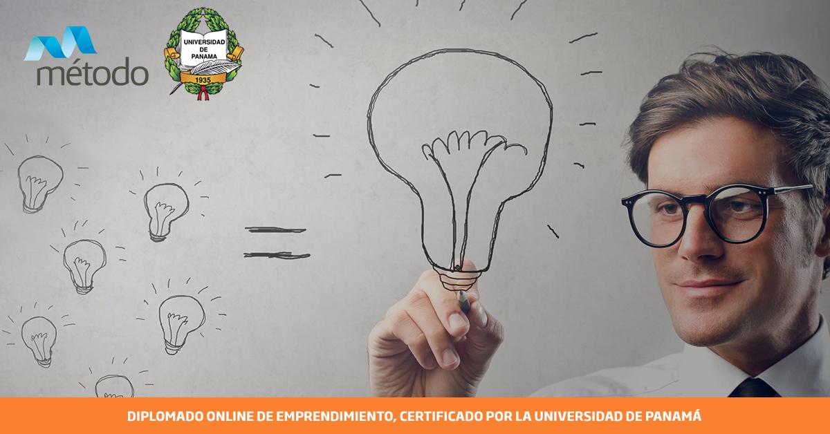 Diplomado en Emprendimiento, Método Campus y Universidad de Panamá