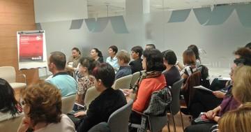 Visita de estudio a España por proyecto desarrollado en Rumanía