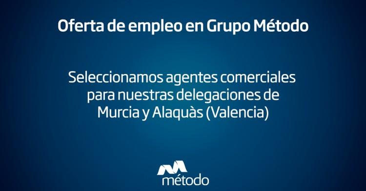 Agentes comerciales Grupo Método