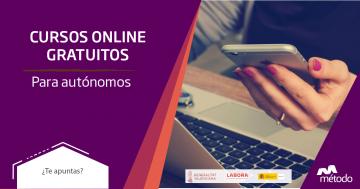Cursos para autónomos de Comunidad Valenciana