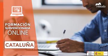 Cursos subvencionados para trabajadores de enseñanza privada de Cataluña