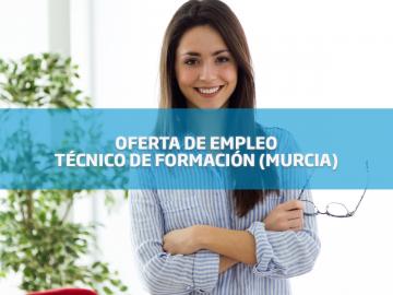 técnico de formación Murcia