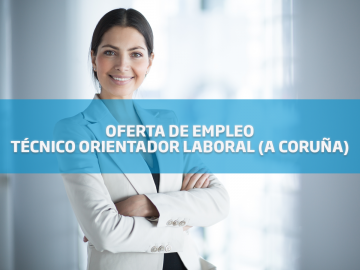 técnico orientador laboral para A Coruña