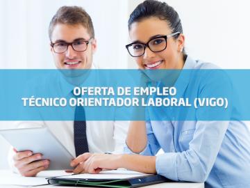 técnico orientador laboral para Vigo