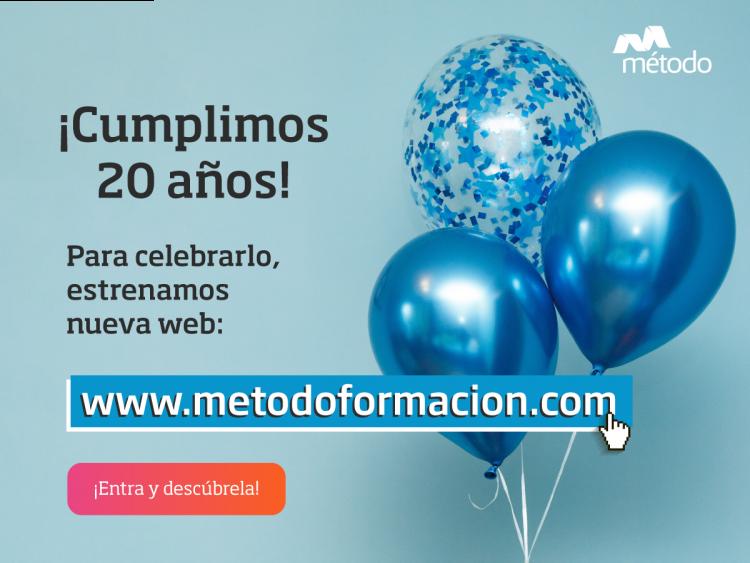 Método lanza su nueva web