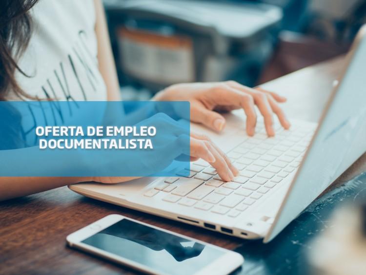 Oferta de empleo: documentalista cursos de formación