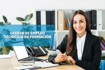 Oferta de empleo: técnico/a de formación