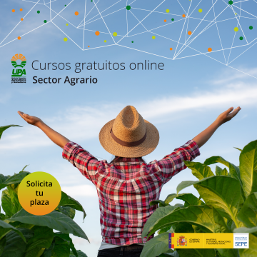 Cursos subvencionados para trabajadores del sector agrario