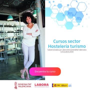Formación subvencionada para trabajadores del sector hostelería y turismo