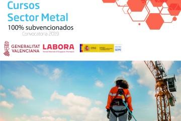formación subvencionada para trabajadores del sector metal